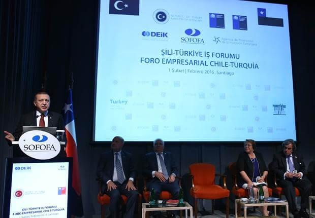 Turquía busca potenciar relaciones con América Latina 10