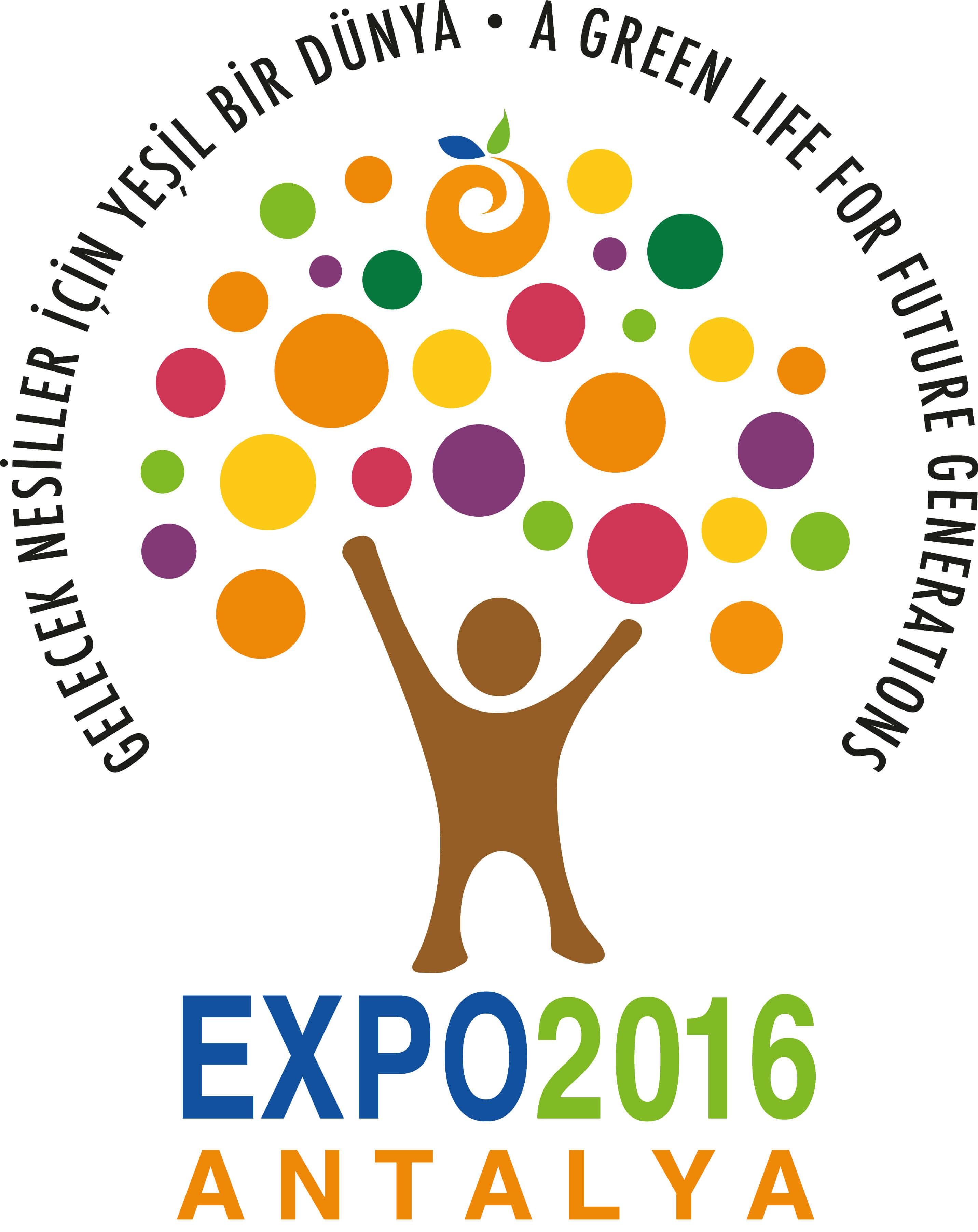 EXPO 2016 'A green life fot future generations'