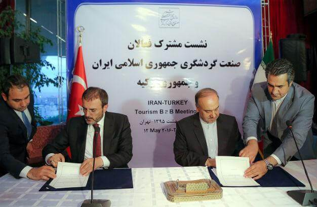 Turkish investors to build at least 10 hotels in Iran in line with