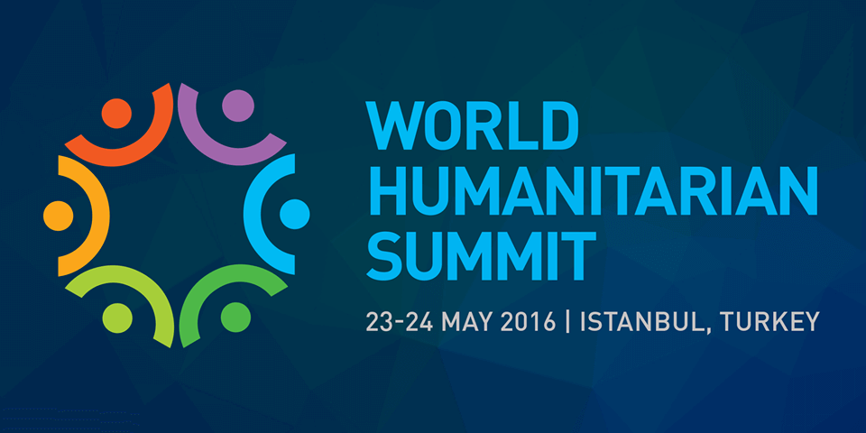 World's first humanitarian summit kicks off in Istanbul 10
