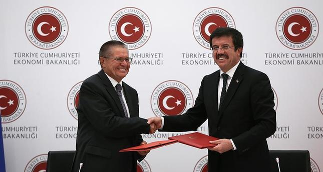 Turkey signs joint investment fund with Russia