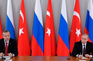 TURKEY- RUSSIA RELATIONS
