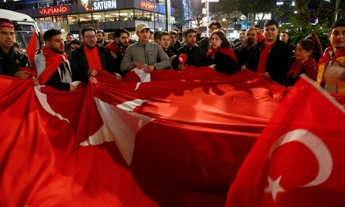 THE INFLUENCE OF TURKEY IN ARAB COUNTRIES