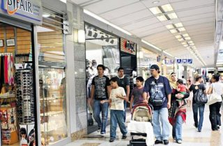 SHOPPING PASSION OF ARABS IN TURKEY
