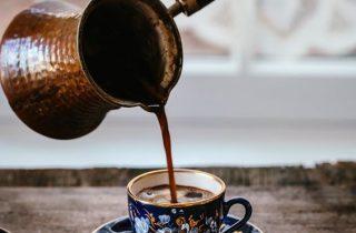 COFFEE CULTURE HISTORY OF TURKEY