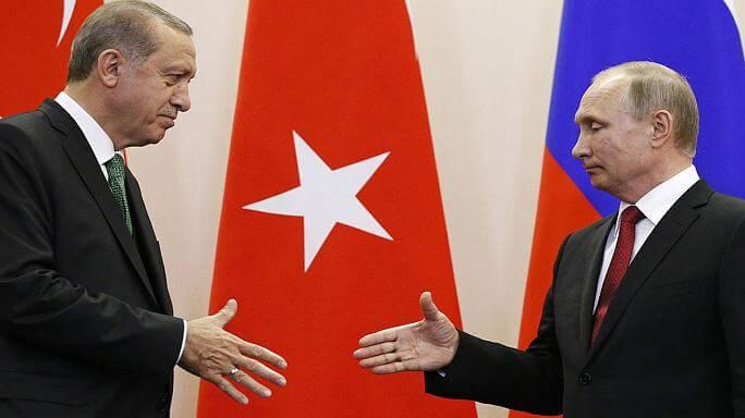 NEW STEPS BETWEEN TURKEY- RUSSIA