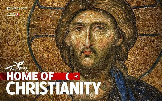 TURKEY: THE GIANT MOSAIC
