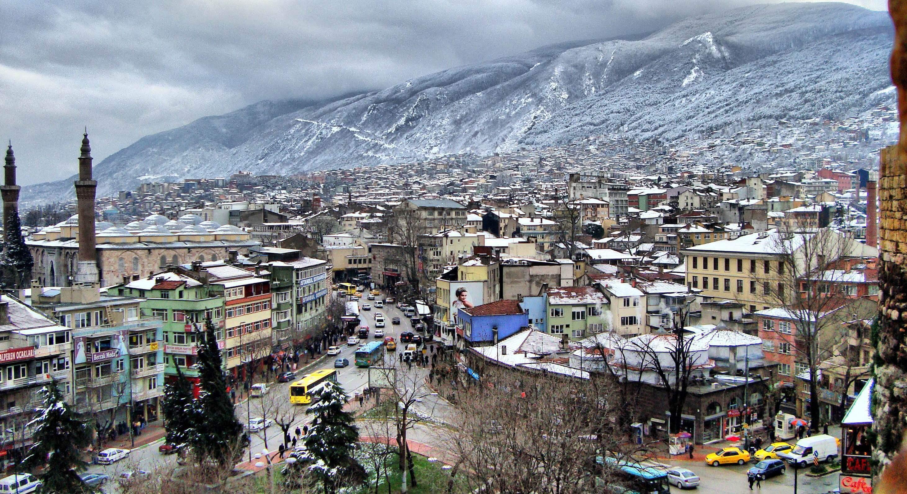 BURSA INDUSTRIAL KEY ROLE IN TURKEYS ECONOMY