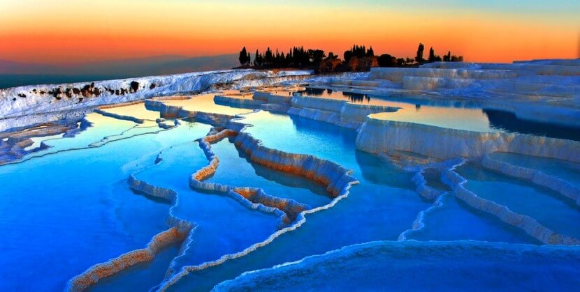 TOP 10 TOURISM ATTRACTIONS IN TURKEY