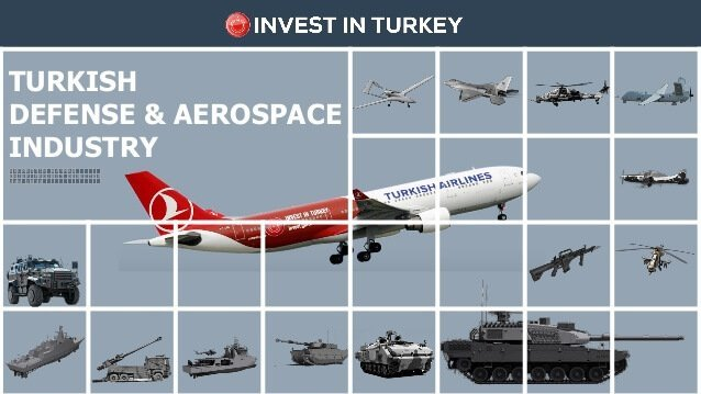 DEVELOPMENTS OF AEROSPACE SECTOR IN TURKEY