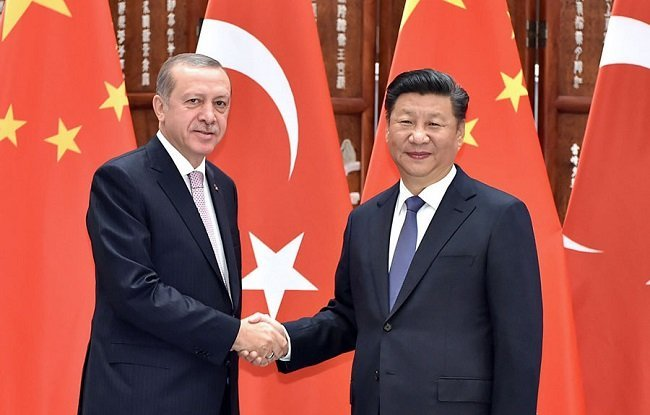TURKEY CHINA RELATIONS