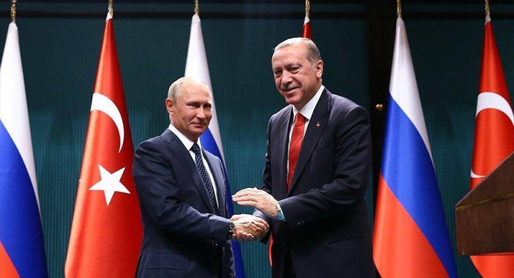 TURKEY - RUSSIA CULTURE AND TOURISM YEAR