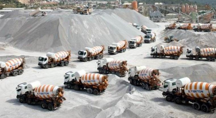 TURKEY'S CEMENT LEADING SECTOR