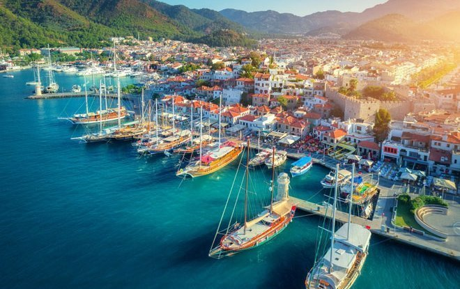 MOST ATTRACTIVE AND POPULAR DESTINATIONS FOR HOLIDAY IN TURKEY