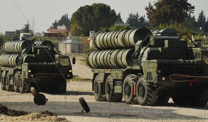 THE S400 MISSILE HARDWARE JOURNEY FROM RUSSIA TO TURKEY 6