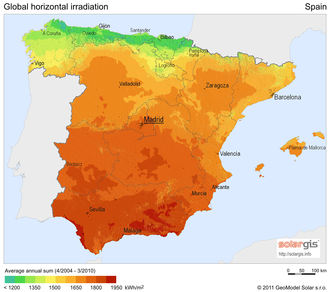SPAIN'S BIG STEPS IN SOLAR ENERGY 2