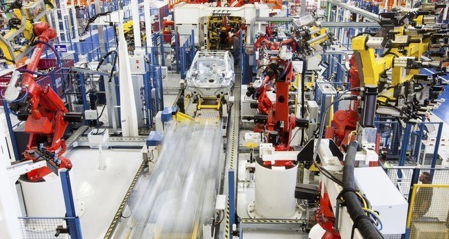TURKISH MACHINERY SECTOR INCREASED ITS EXPORTS 12