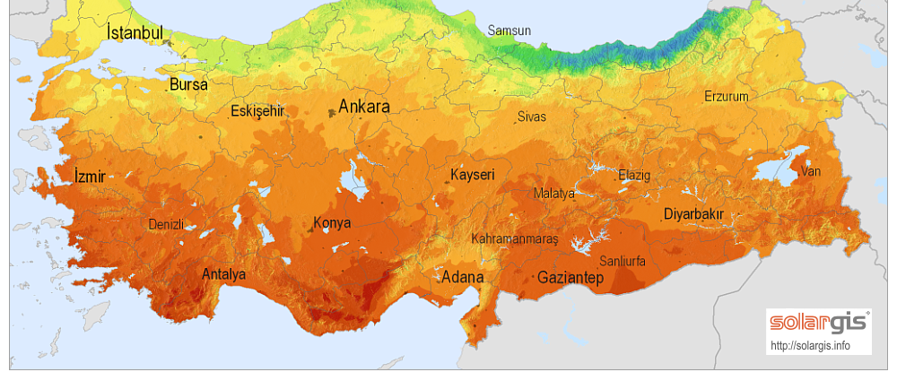 TURKEY'S GREAT POTENTIAL IN SOLAR ENERGY 2