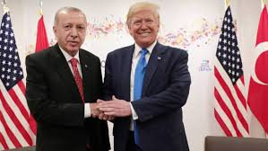 TURKEY USA RELATIONS START WITH A NEW SLATE 18