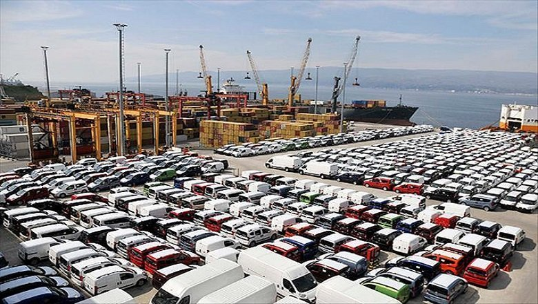 TURKISH EXPORTS IN AUTOMOTIVE INDUSTRY INCREASE 18