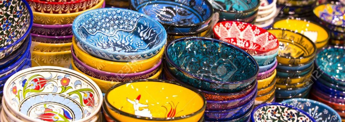 THE TRADE OF CERAMIC PRODUCTS APPROACHED 7 BILLION DOLLARS IN 5 YEARS 2