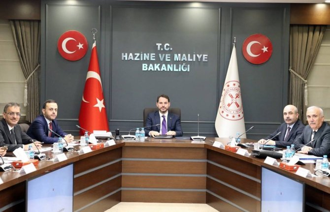 THE NORMALISATION IN THE TURKISH ECONOMY WILL BE FAST 16