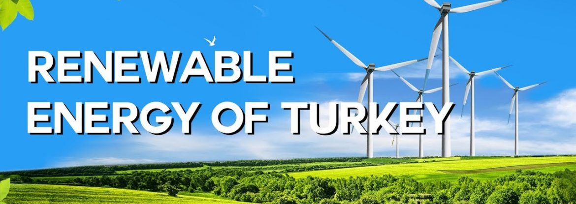 RENEWABLE ENERGY DEVELOPMENTS IN TURKEY, JUNE 2020 2