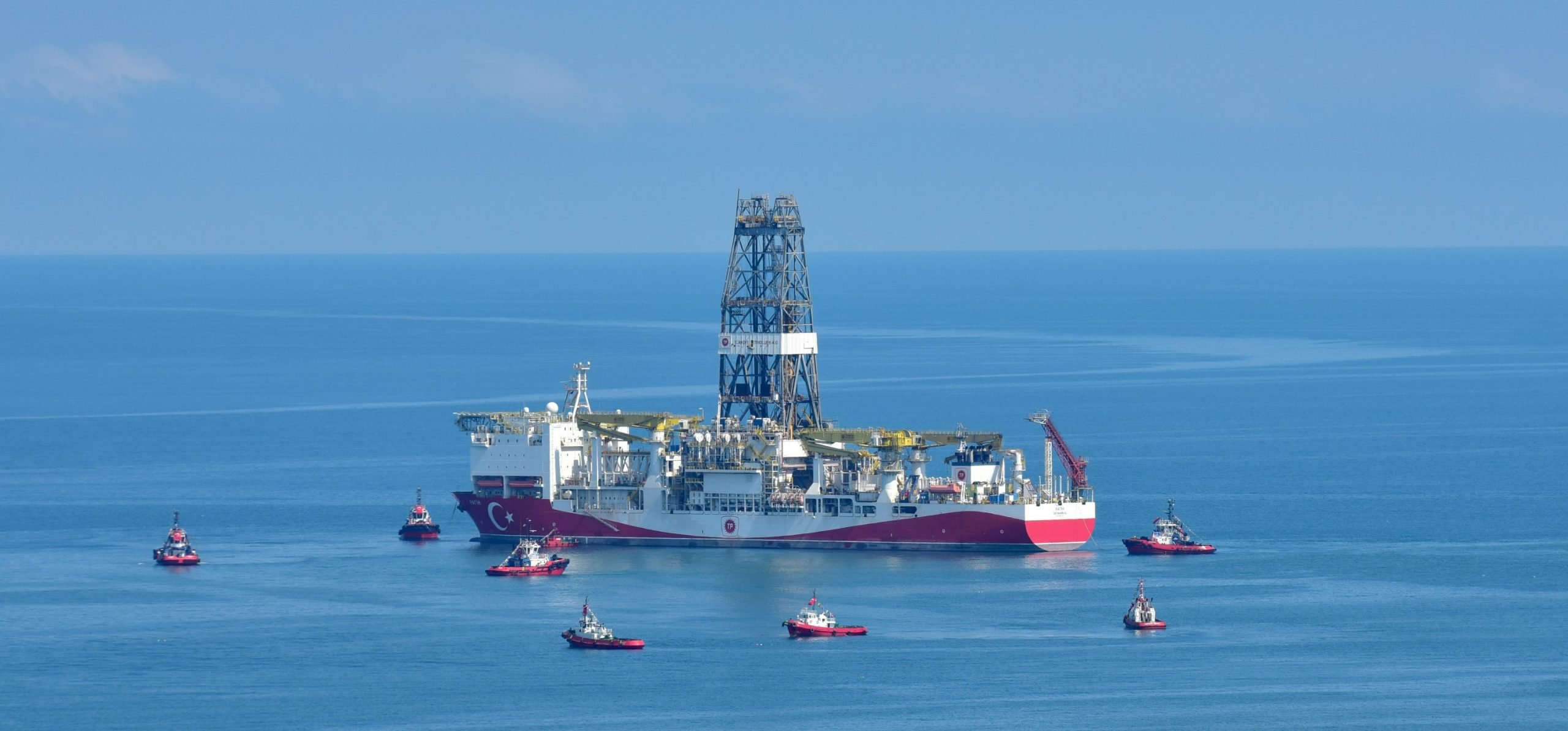 TURKEY'S NEWLY DISCOVERED GAS RESERVE IN BLACK SEA 16